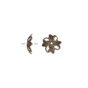 Шапочки бронзовые 10мм (США), 10шт