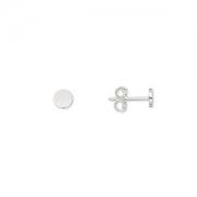 Основы гвоздики из серебра 925 пробы (США) 4мм
